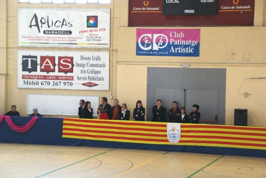 2010-03-06 Copa Catalana de Xous a Castellar del Vallés