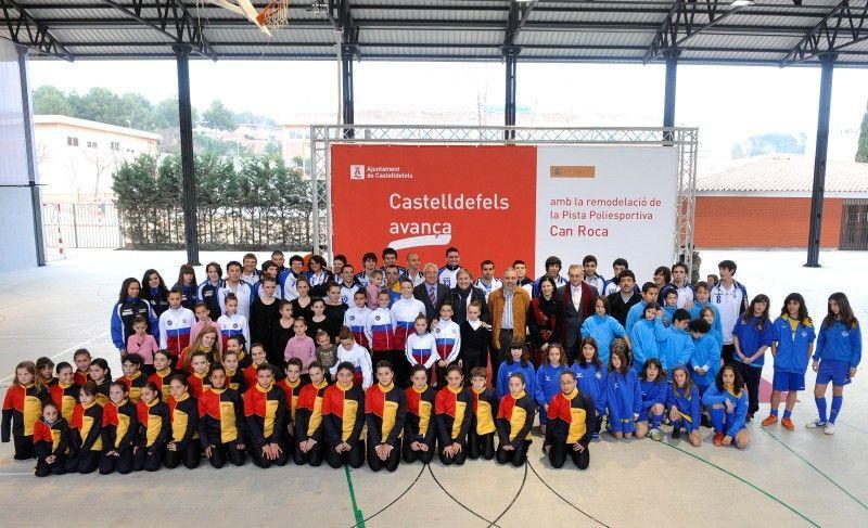 2010-03-20 Inauguració Pista Can Roca