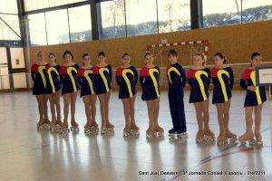 3ª Jornada Patinatge Artistic Consell Esportiu
