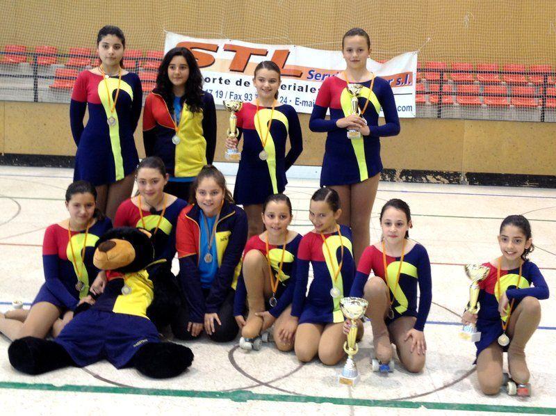 2013-05-05 Interclubs 2ª fase a Sentmenat