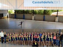 1r Trofeu Castelldefels. Galeria fotos