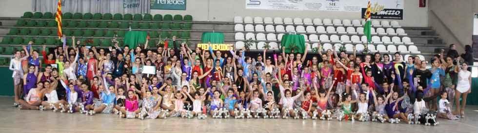 2014-02-01 Trofeu de l'Amistat a Cerdanyola - Galeria fotos i Resultats