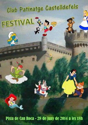 cartell FESTIVAL 2014