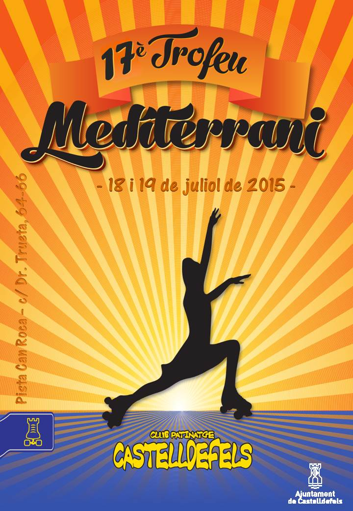 2015-07-18 XVII Trofeu Mediterrani Galeria de fotos