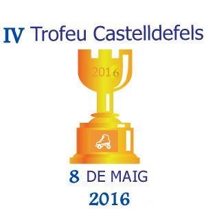 Logo Trofeo Castelldefels 2016