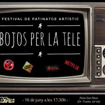 Festival final de temporada del Club Patinatge Castelldefels