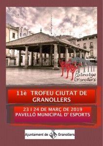 2019-06-23 11è Trofeu Ciutat de Granollers. Galeria de fotos