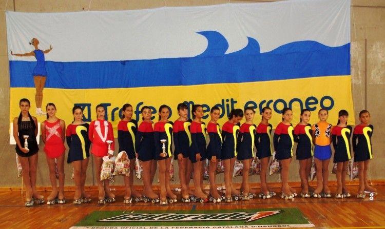 2009-07-11 i 12 Trofeo Mediterráneo 2009