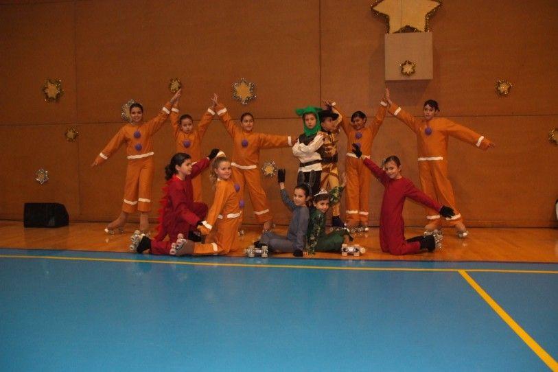 2009-12-13 Trofeu i Festival Sta. Eulalia Roquetes