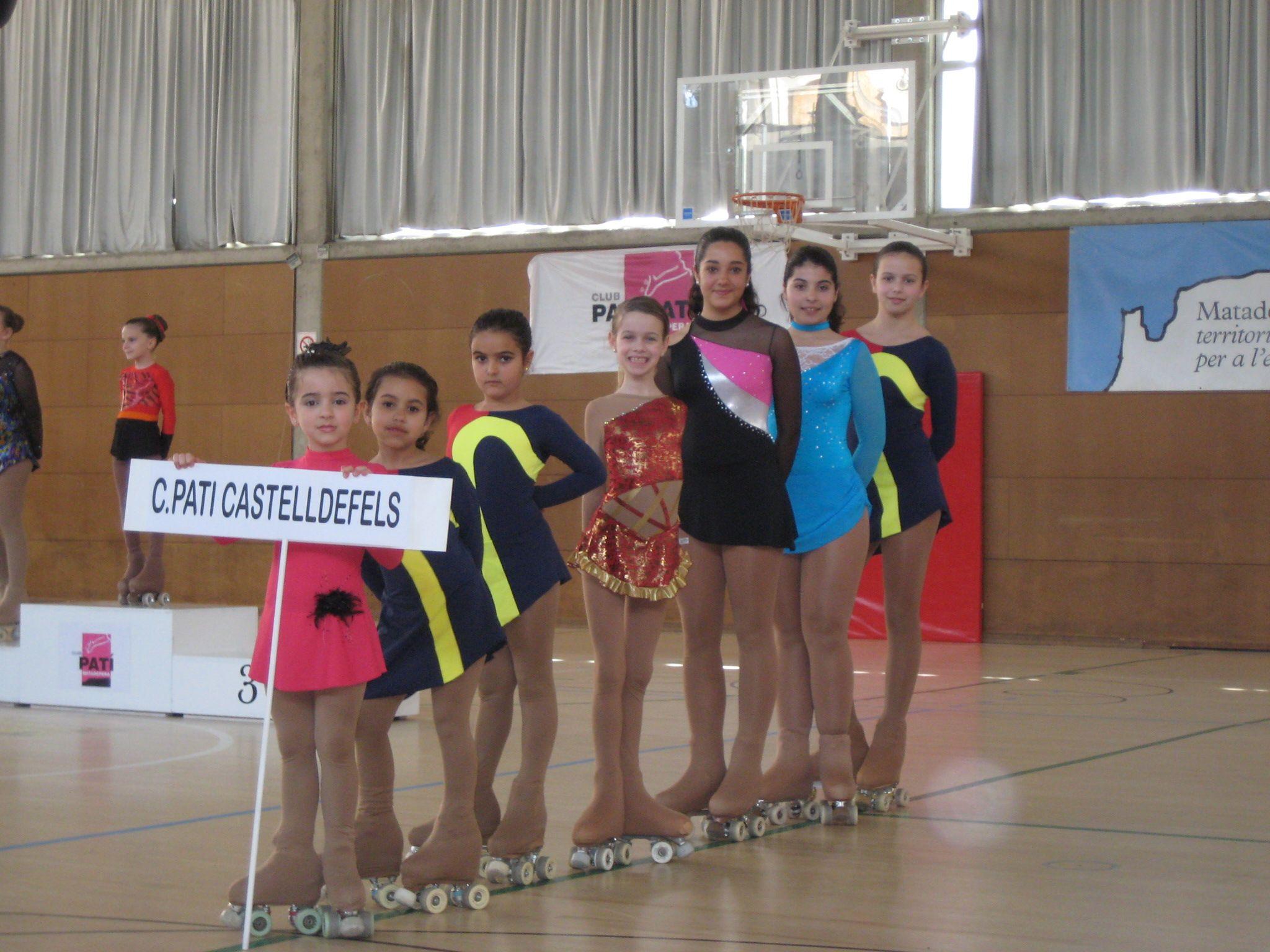 2014-02-15 Trofeu Club Patí Matedepera - Galeria de fotos i resultats