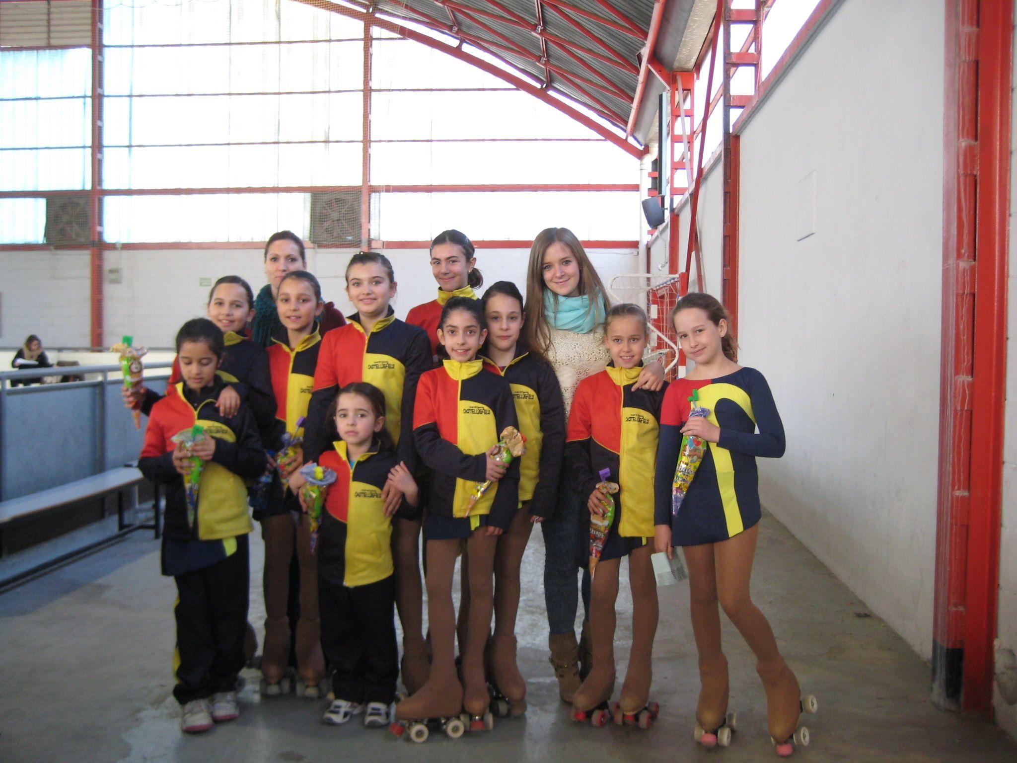 2014-02-22 2ª Jornada Consell Escolar (ps+prbj+alv) a El Prat de LLobregat - Galeria de fotos i resultats