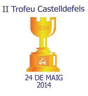 2014-05-24 II Trofeu Ciutat de Castelldefels - Resultats i galeria fotos
