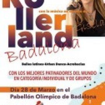 Roller Land – Exhibició de Patinatge Artístic
